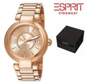 Relógio Esprit® Aletheia | Rose Gold | 3ATM