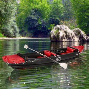 Canoa Insuflável | 2 Pessoas