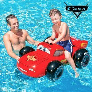 Carro Insuflável Cars