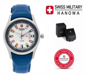 Relógio Swiss Military® Hanowa Navalus | 10ATM