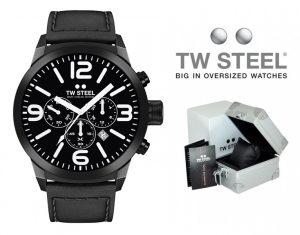 Relógio TW Steel® Marc Coblen TWMC66 | Cronógrafo | 5ATM