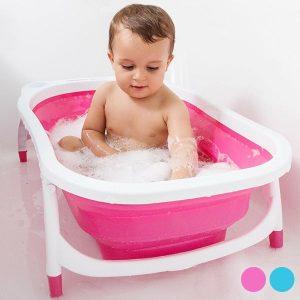 Banheira Infantil Desmontável | Disponível Em 2 Cores!