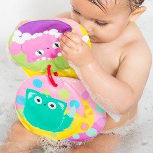 Livro Infantil Para O Banho