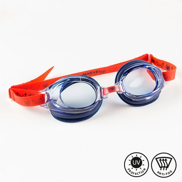 Kit de piscina spiderman toalha touca culos nata o for Oculos piscina