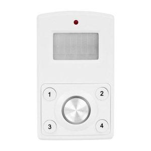 Alarme Com Sensor De Movimento Smartwares SC40