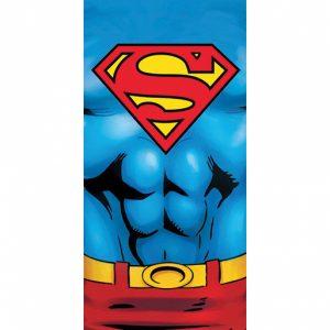 Superman | DC Comics | Toalha De Praia Microfibra | Produto Licenciado