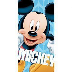 Mickey | Toalha De Praia Microfibra | Produto Licenciado