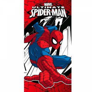 Spiderman | Toalha De Praia Microfibra | Produto Licenciado