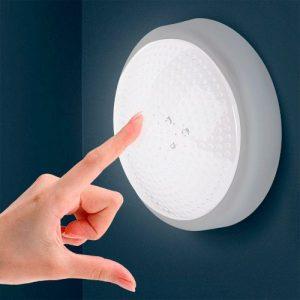 Lâmpada LED Portátil | Disponível Em Varias Cores | Enviado Aleatóriamente!