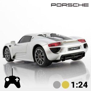 Carro Telecomandado Porsche 918 Spyder | Disponível Em 2 Cores!