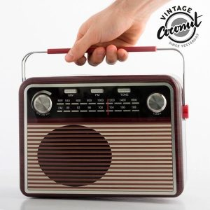 Caixa Vintage Radio