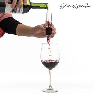 Aereador De Vinho Refined Summum Sommelier