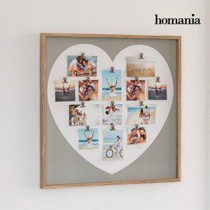 Moldura Pink Heart Homania | 13 Fotos