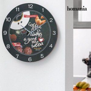 Relógio de Parede Food Homania