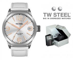 Relógio TW Steel® Marc Coblen Edition TWMC44 Set81 | OFERTA  2 Braceletes Extra!