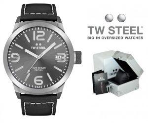 Relógio TW Steel® Marc Coblen Edition TWMC46 SET104 | OFERTA 2 Braceletes Extra!