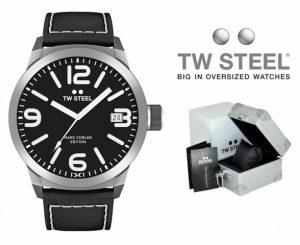 Relógio TW Steel® Marc Coblen Edition TWMC54 SET108 | OFERTA 2 Braceletes Extra!