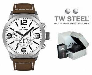 Relógio TW Steel® Marc Coblen Edition TWMC57 SET94 | OFERTA  2 Braceletes Extra!