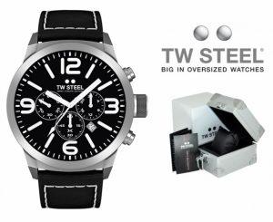 Relógio TW Steel® Marc Coblen Edition TWMC58 SET89 | OFERTA 2 Braceletes Extra!