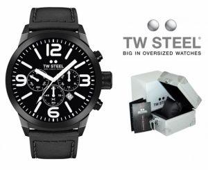 Relógio TW Steel® Marc Coblen Edition TWMC66 SET84 | OFERTA 2 Braceletes Extra!