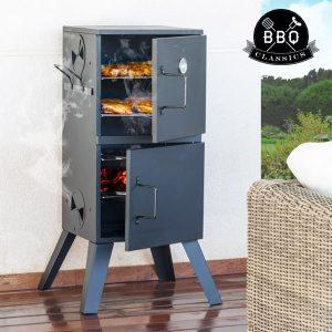 Defumador A Carvão Vertical BBQ Classics
