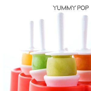 Molde Para Mini Gelados Yummy Pop