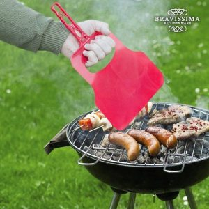 Pack 2 Abanadores Para Churrasco Bravissima Kitchen