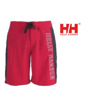 Helly Hansen® Calções de Banho Vermelhos