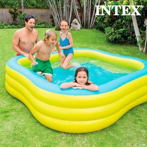 Piscina Insuflável Family Intex