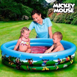 Piscina Insuflável Mickey Mouse