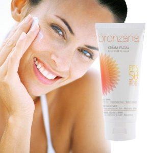 Protetor Solar Facial FPS +50 Bronzana | 75ml