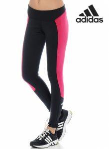 Adidas® Leggings Running Pretas | Tecnologia Climawarm®