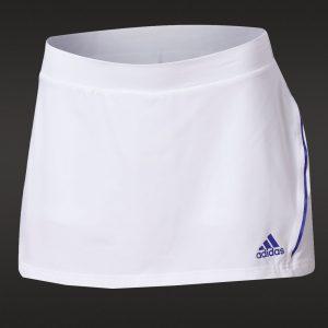 Adidas® Saia Calção Branca | Tecnologia Formotion®