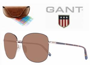 Gant® Óculos de Sol GA8020W BLKGLD-1