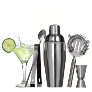 Conjunto De Cocktail | 5 Peças