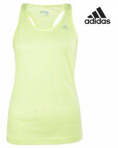 Adidas® Caveada De Treino Flash Light Yellow   Tecnologia ClimaCool®