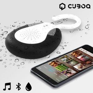 Altifalante Bluetooth Waterproof CuboQ Shower