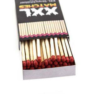 Pack 2 Caixas Fósforos Especiais  XXL