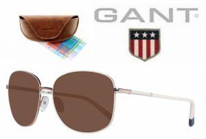 Gant® Óculos de Sol GA8020W CRMGLD-1