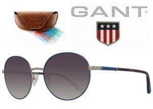 Gant® Óculos de Sol GWS 8019 NVGLD-34 56