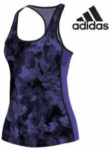 Adidas® Caveada Gs Edge Tank   Tecnologia Climalite®