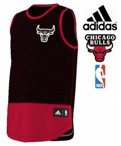 Adidas® Caveada NBA Chicago Bulls Junior