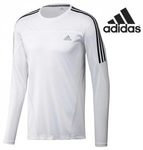 Adidas® Camisola Running | Tecnologia Climalite®
