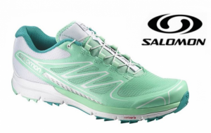 Salomon® Sapatilhas Sense Pro Lucite Green