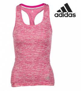 Adidas® Caveada Running Rosa   Tecnologia Climalite®