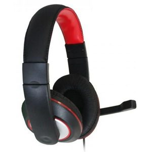 Auriculares Com Microfone Approx! APPHS04PRO Preto