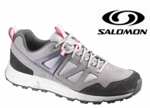 Salomon® Sapatilhas Trail Instinct Pro Steel Grey | Tecnologia OrthoLite®