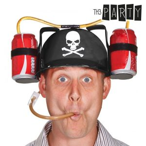 Capacete para Beber Skull Th3 Party !