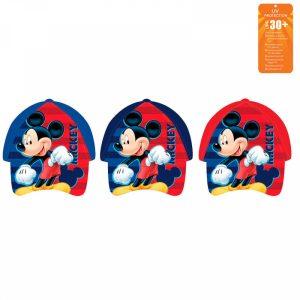 Mickey Cap   Disponível Em 3 Cores E 2 Tamanhos   Produto Licenciado