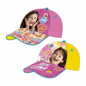 Cap Soy Luna | Available In 2 Colors | Licensed Product